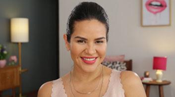 Tutorial de maquillaje de contouring para perfilar el rostro con Mytzi Cervantes