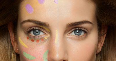 Cómo corregir las imperfecciones de tu rostro con un solo producto