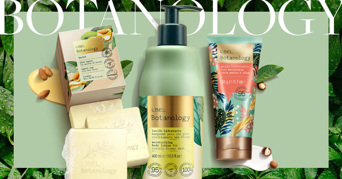 Botanology, el poder de hidratar tu piel naturalmente.