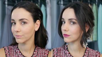 Tutorial de maquillaje sencillo para pasar de día a noche con Chantal Torres