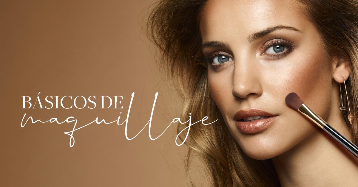 Básicos de maquillaje que perfeccionan nuestro rostro