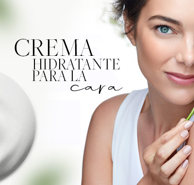 Crema hidratante para la cara portada cuadrado