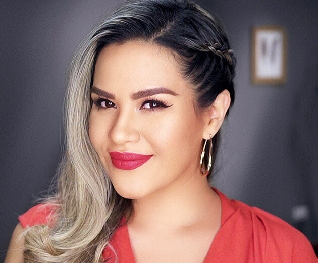 Maquillaje ideal para vestido rojo