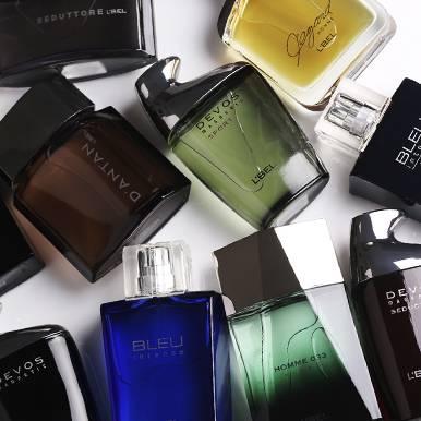 ¿Cómo elegir el perfume ideal para él?